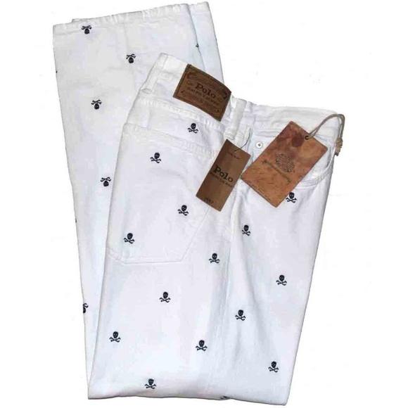 76d9db17b Polo by Ralph Lauren Jeans | Mens Polo Ralph Lauren Skull Size 42x30 ...